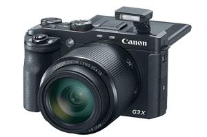 دوربین Canon PowerShot G3X