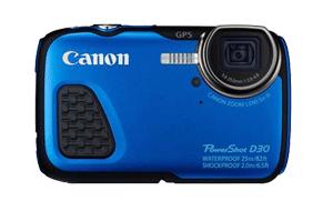 دوربین ضد آب Canon PowerShot D30