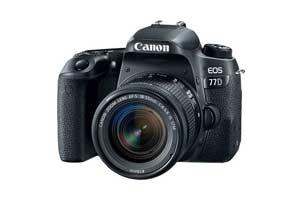 دوربین Canon EOS 77D